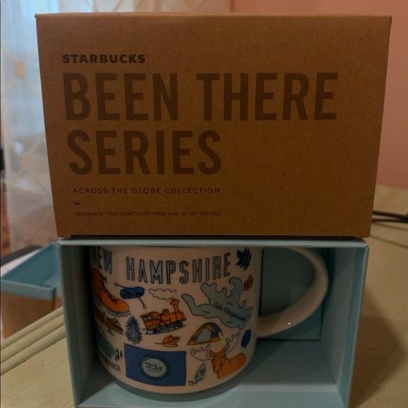 Starbucks New Hampshire Been There Series Mug ☕️